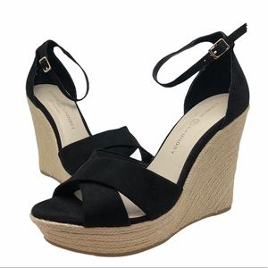 Chinese Laundry Morgan Espadrille Wedge Sandals
